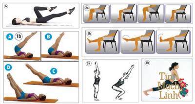 Người bị giãn tĩnh mạch sâu chi dưới có nên tập thể dục không?